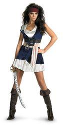 Пиратки - Костюм пиратки Джеки