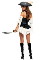 Профессии и униформа - Костюм Пиратки жемчужного острова