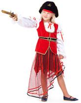 Пиратки - Костюм  Пиратки