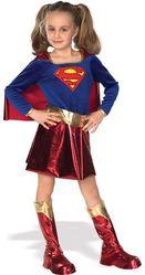 Супергерои и спасатели - Костюм подруги супермена детский