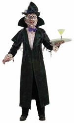 Зомби и Призраки - Костюм полуночного проходимца
