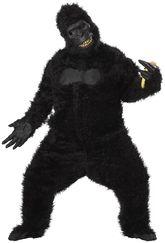 Обезьянки - Костюм позитивной гориллы