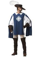 Исторические - Костюм преданного мушкетера