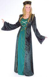 Женские костюмы - Костюм Прекрасной Фрейлины