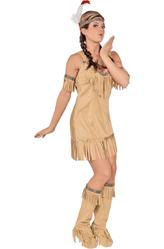 Индейцы - Костюм Симпатичная индейская принцесса