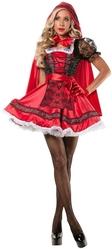 Красные шапочки - Костюм прелестной Красной Шапочки