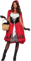Красные шапочки - Костюм превосходной Красной Шапочки