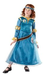 Принцессы и принцы - Костюм принцессы Мериды детский