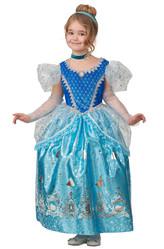Золушки - Костюм Принцессы Золушки для девочек