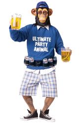 День смеха - Костюм Пьющий шимпанзе