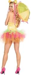 Смешные и Веселые - Костюм радужного клоуна