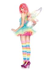 Женские костюмы - Костюм радужной яркой феи