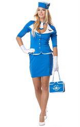 Униформа - Костюм ретро-стюардессы