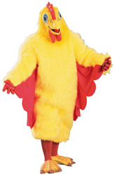 Смешные и Веселые - Костюм Большой цыпленок