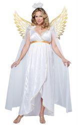 Ангелы и Феи - Костюм Рождественского Ангела Plus Size