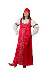 Национальные - Костюм русской Марьи-красавицы