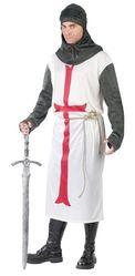 Рыцари и Воины - Костюм рыцаря тамплиера