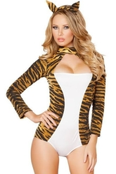 Леопарды и тигры - Костюм самки леопарда