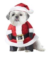 Костюмы для собак - Костюм Санты для собаки