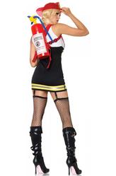 Пожарные - Костюм Вспыльчивая пожарная