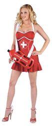 Медсестры - Костюм секси спасательницы