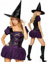 Ведьмы и Дьяволицы - Костюм Сексуальной чародейки