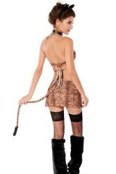 Женские костюмы - Костюм сексуальной тигрицы