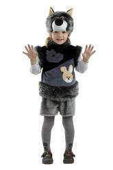 Костюмы для малышей - Костюм серого волчонка