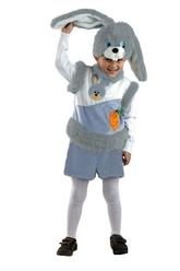 Новогодние костюмы - Костюм серого зайчика детский