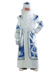Большие размеры - Костюм северного Деда Мороза