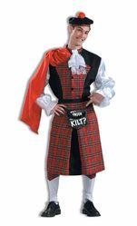 Национальные - Костюм шотландца