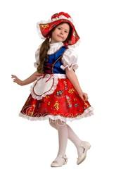 Красные шапочки - Костюм сказочной Красной Шапочки