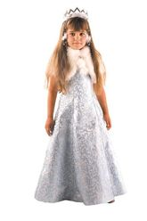 Новогодние костюмы - Костюм сказочной Снегурочки