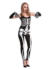 Скелеты - Костюм скелета для девушки