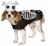 Мертвецы - Костюм скелета для собаки