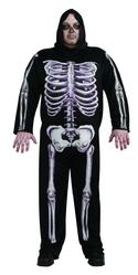 Скелеты и мертвецы - Костюм Скелета Мужчины
