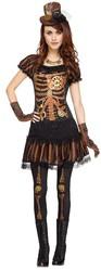 Скелеты - Костюм скелета в стиле стимпанк