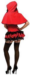 Красные шапочки - Костюм скромной Красной Шапочки