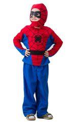 Человек-паук - Костюм смелого человека паука
