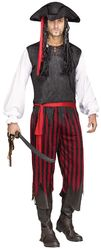 Пираты и капитаны - Костюм Смелого Карибского Пирата