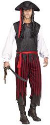 Пираты и разбойники - Костюм Смелого Карибского Пирата