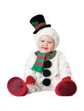 Костюмы для малышей - Костюм снеговичка