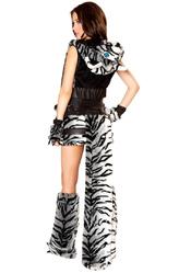 Леопарды и тигры - Костюм Снежной тигрицы