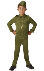 Праздничные костюмы - Костюм солдата Второй Мировой войны