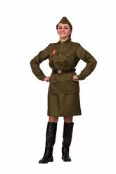Военные и Милитари - Костюм Солдатки