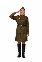 Военные и Милитари - Костюм Солдаточки