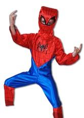 Человек-паук - Костюм Спайдермена для детей