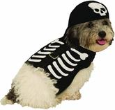 Мертвецы - Костюм страшного скелета для собаки