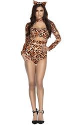 Леопарды и тигры - Костюм Дерзкая кошка