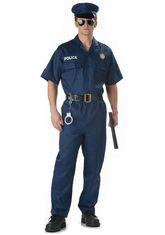 Полицейские и копы - Костюм строгого полицейского